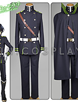 Seraph of the End Owari No Serafu Yuichiro Hyakuya Uniform Cosplay Costume