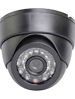 1/3 SONY HD CMOS 1200TVL/960H 24LEDs IR-CUT CCTV Indoor Dome Security Camera
