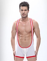 Men's Sexy Underwear Multicolor High-quality Polyester Long Johns