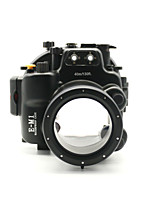 Diving Waterproof Shockproof Camera Case or Housing For Olympus EM1 With A Alarm Apparatus