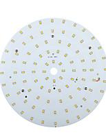 youoklight® 18w 1600lm 3500 / 6000k quente luz branca / branca luz 92-2835 SMD LED fonte de luz (AC 110 ~ 250V)