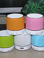 RGB LED Bluetooth Mini micro haut-parleur micro sd usb aux handfree portable pour iphone Samsung et d'autres téléphone portable