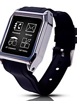 Bluetooth Smartwatch (Health Monitoring, With The Function of Step Gauge and Calorie Consumption)