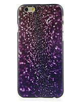 lila Muster Hülle für das iPhone 6 / 6S