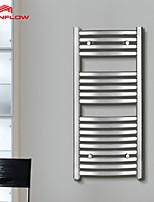 Réchauffe Serviette , Contemporain Chrome Fixation Murale
