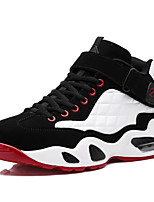 Men's Fashion Professional Basketball Shoes High Help Ankle Sneakers Air Cushion Athletics