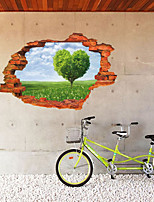Botanical Wall Stickers 3D Wall Stickers