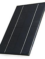 4,2 Вт выходной 6v поликристаллического кремния солнечной панели для DIY