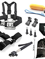 Hot Outdoor Sports Camera Accessories Kit,12-In-1 For GoPro Hero 1/ 2/ 3/ 3+/ 4/ 4 Session