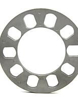 tirol t12849 newuniversal hjulspacernas 5 hole8mm tjock aluminiumfälgar adapter passar 5 lug5x114.3 5x120