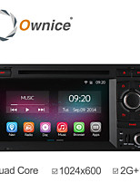 Ownice 2G RAM HD 1024*600 Quad Core Car DVD Player For Audi A3 S3 2003 2004 - 2011 with Android 4.4 GPS Navigation Radio