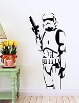 STAR WARS Stormtrooper Darth Vader Vinyl Wall Stickers Wall Decals Home Decor Wall Art Decal Mural Free Shipping
