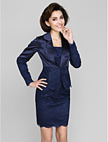 Women's Wrap Coats/Jackets Charmeuse Wedding Party/ Evening Lace