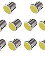 10pcs hry® 1156 12smd pannocchia parcheggio luce styling auto lampadine colore bianco camion rimorchio camper auto ha condotto la lampada