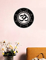 9501 Yoga Wall Stickers Yoga Om Yoga Decoration Wall Stickers,Wall Decal Quote Wall Lettering Art Words