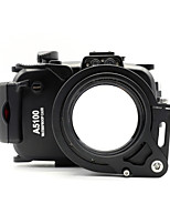 Meikon 40M Scuba Photography Diving Case for Sony A5100,up to 40M