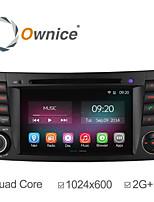 Auto DVD-soitin - 2 Din - Mercedes-Benz - 7 tuumaa