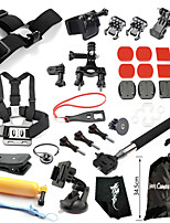 Hot Outdoor Sports Camera Accessories Kit,34-In-1 For GoPro Hero 1/ 2/ 3/ 3+/ 4/ 4 Session