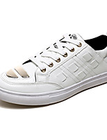 Men's Sneakers Shoes Casual/Travel/Outdoor Fashion Skate Breathable Microfiber Woven Shoes EU39-EU44