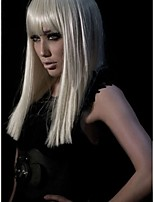 High Quality Fashionable Medium Syntheic Staight  Wig