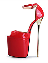 Women's Shoes 22CM Heel Height Sexy Peep Toe Stiletto Heel Pumps Party Shoes More Colors available