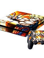 б-Skin® PS4 защитная наклейка обложка кожи наклейка контроллер кожи