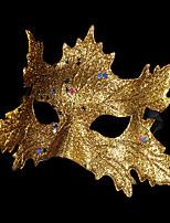 #carnival acc # glitter Ahorn luxury mask