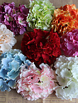 High Quality Artificial Flower Artificial Hydrangea Decortive Fumishing Articles