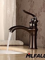 Mlfalls Brands Antique ORB Single Handle Bathroom Faucet or Kitchen Taps