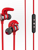 basses puissantes sweatproof magnétique stéréo sans fil Bluetooth 4.1 le sport écouteur support de casque apt-X