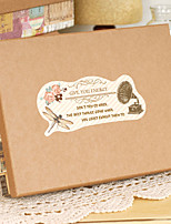 Boîtes Cadeaux ( Or , Papier durci ) Thème classique - pourMariage / Commémoration / Fête prénuptiale / Fête de naissance / Bonbon seize