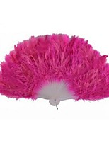 Dance Accessories Performance Stage Props Women's Performance / Training Feathers Draped 1 Piece