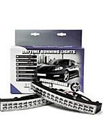 coche e4 LED DRL modelo 99% modelos de coches curvas ip68 super luminoso resistencia impermeable 5.76w alto rendimiento LED DRL
