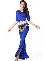 Accesorios ( Negro / Azul / Fucsia / Morado , Fibra de Leche , Danza del Vientre ) - Danza del Vientre - para Mujer