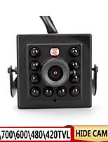 Sony CCD Camera Mini Invisible 10Pcs IR 940nm Leds 0 lux Night Vision CCTV Camera for 800TVL\700TVL\600TVL\480TVL\420TVL