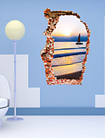 Nature morte / Paysage Stickers muraux Stickers muraux 3D,PVC 60*90CM