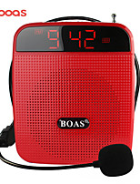 New Arrive BOAS Teaching Microphone Special Amplifier for External Voice Lound Speaker Support U disk/TF Card