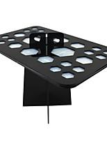26 Mix Size Makeup Brush Holder Organizer Folding Collapsible Air Drying Tower