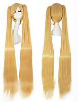 Popular Non-mainstream Girls Wig Europe and America, Japan and South Korea Golden Color Wig