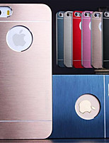 DF® Luxury Solid Color Brushed Aluminium Case for iPhone 5/5S