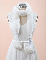 Wedding / Party/Evening / Casual Faux Fur Scarves Sleeveless Shawls