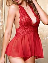 Women Chemises & Gowns / Lace Lingerie Nightwear , Lace