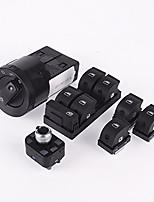 iztoss 6st fönster strålkastare spegel switch kontroll inställd på Audi A4 b6 b7 8E0 941 531 en 8E0 959 855 4FD 959 565