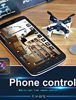 nano drone espion avec caméra wifi fpv transmission en temps réel 4 canaux 6axis 2,4g&téléphone intelligent de contrôle rtf