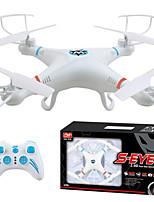 mj103 4ch 6 axes hélicoptère rc de contrôle à distance de 2,4g quadcopter jouets de drone