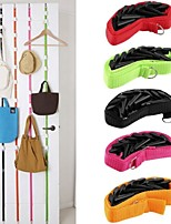 Japan Style Adjustable Seamless Door Hook Multi-purpose Storage Rope UPDN Hook(Ramdon Color)