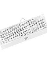 AULA Wings of Liberty Mechanical Keyboard Blue Switch Gaming 104 Keys Waterproof