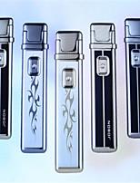 nuevo pulso cuadrado de carga usb encendedor de cigarrillos