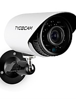 TYCOCAM 130Megapixels AHD Waterproof Outdoor and Indoor Security Camera with 15M IR Distance