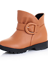 Women's Shoes Low Heel Round Toe/Closed Toe Boots